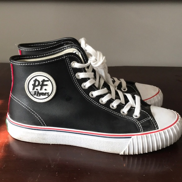 P.F. Flyers Shoes   Pf Flyers Leather